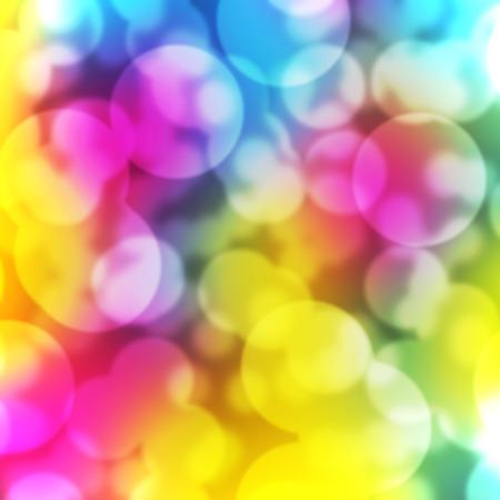 defocus: The colorful defocus bokeh background