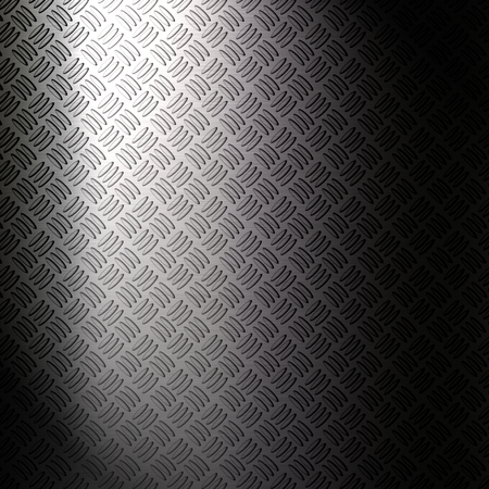 metalic: The metalic surface background for creative work Stock Photo