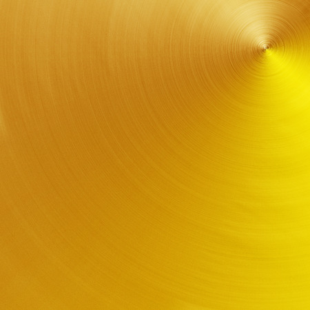 surface: The gold metal surface background