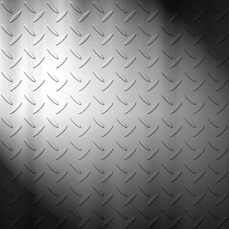 diamond plate: The diamond plate background for design work Stock Photo