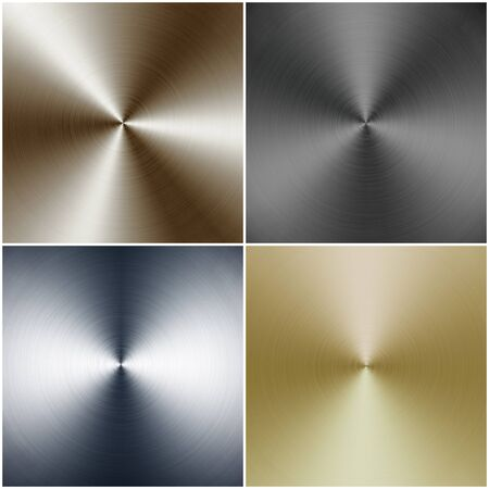 metal surface: The metal surface background collection Stock Photo