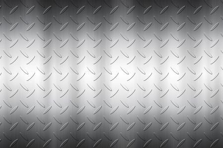 ironworks: The checker plate texture background Stock Photo