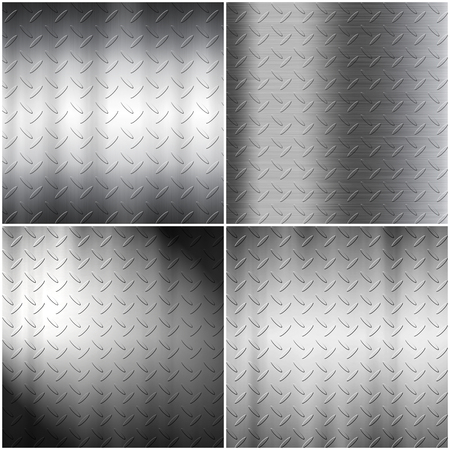checkerplate: The checker plate background collection Stock Photo
