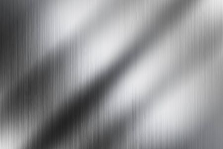 The abstract metal surface background