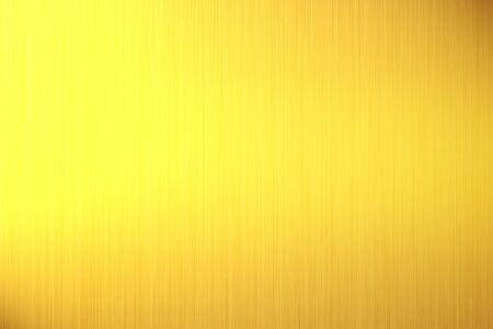 The abstract golden metal background Stock Photo