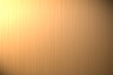 The abstract copper surface background