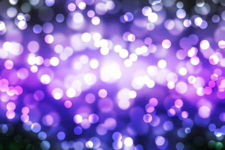 The colorful bokeh background for design work Stock Photo