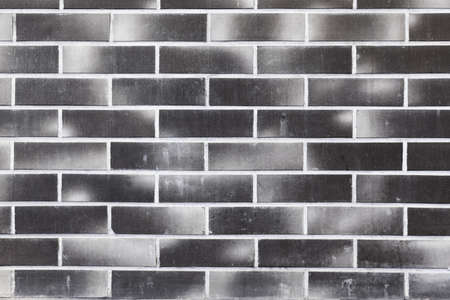 dirty white black brick wall surface, abstract background texture