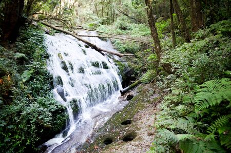 Waterfall in Chiangmai, Thailand