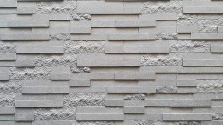 White modern pattern tiles texture.