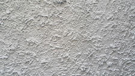 High relief texture of concrete wall.