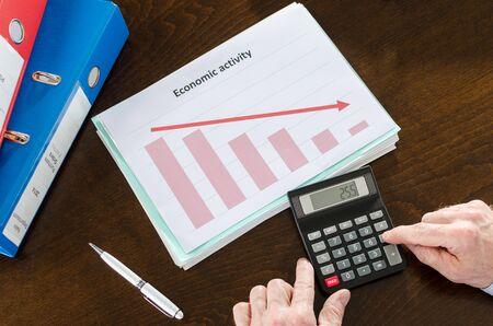 economic activity: Calculation of bad economic activity