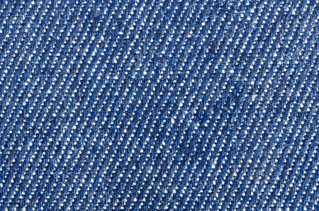Close-up texture of blue jean photo