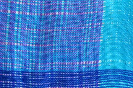 cotton fabric: Colorful of textured cotton fabric