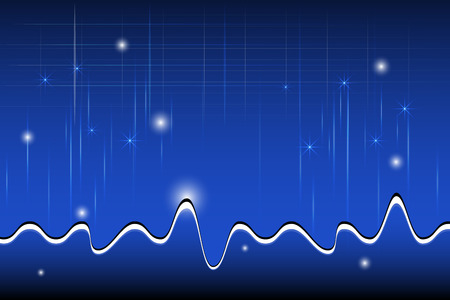 technology background: Abstract technology background vector