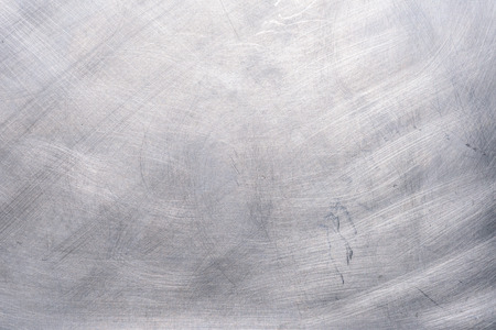 Metal silver brush texture background