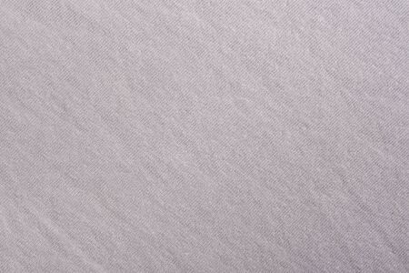 Grey fabric cloth texture for background Stock Photo