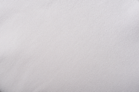 White fabric cloth texture for background Stock Photo