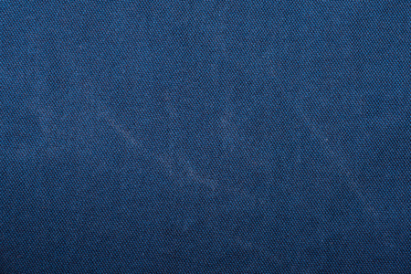 Blue fabric cloth texture for background