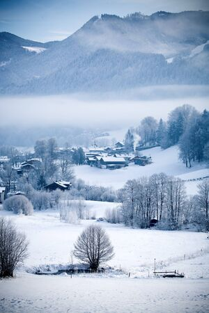 berchtesgaden: Berchtesgaden and Berchtesgadener Land, Alps Germany,  Europe