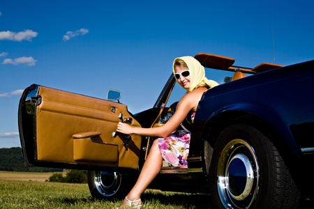 yom: Post-War Classic car  Y.O.M. 1963–1967