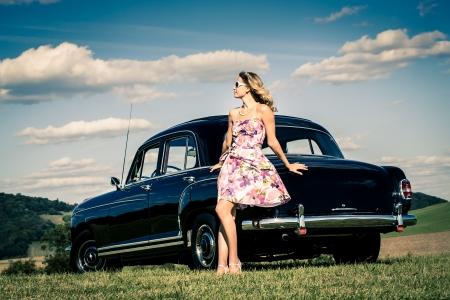 Post-War car model