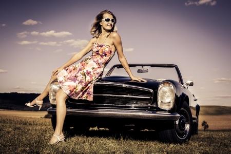 model car: Post-War Classic car  Y.O.M. 1963 - 1967
