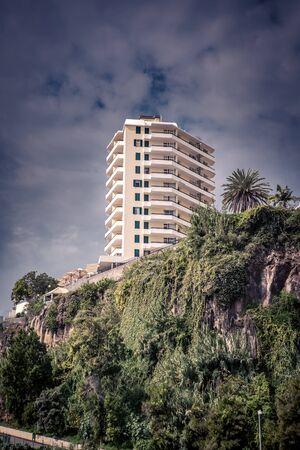 the facility: Hotel facility on Madeira Island, Portugal