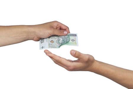d?a: da dinero