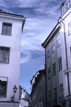 old town house: Old town House corners