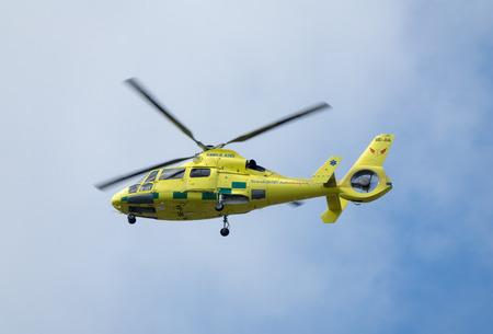 airborne: Airborne Ambulance