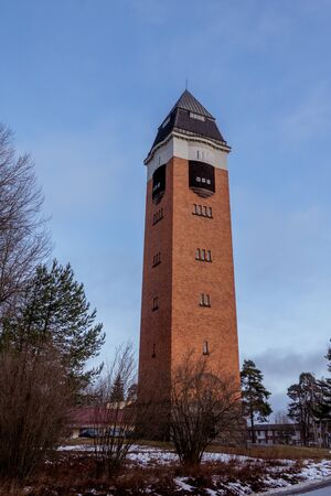 Katrineholms Water Tower supplied  the Town of Katrineholm with water between1907 and 1969