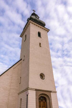 One of many Swedish churches Reklamní fotografie