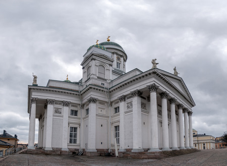 Helsinki Cathedral was built 1830-1852.