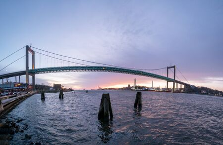 the Alvsborg Bridge or Alvsborg Bridge in Sweden is a large bridge in Gothenburg