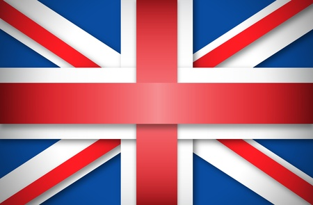 welsh flag: Union Jack