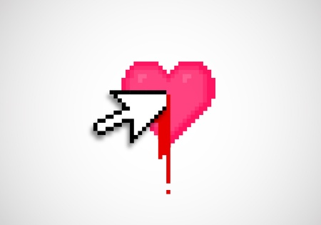 internet love: In your heart