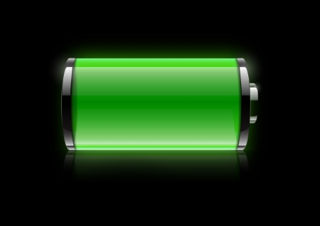 fuel cell: Full  battery icon
