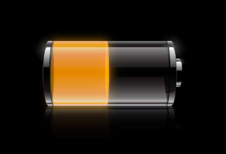 medium: Medium battery icon