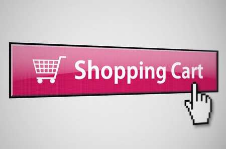 procurement: Shopping card button