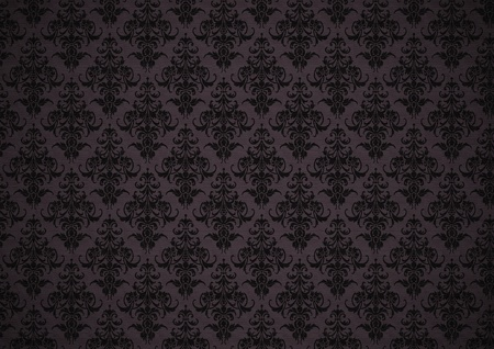 Floral wallpaper Stock Photo - 8889309