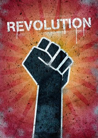 pu�os: Revoluci�n