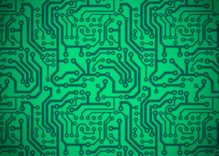 electronic circuit board: Printed Circuit Board