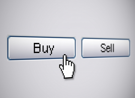 market trends: Buy Sell buttons