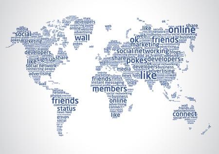 social networking: Il mondo del social networking 2