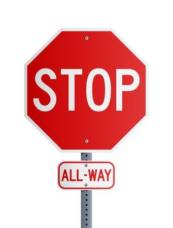 signaling: Stop All-Way