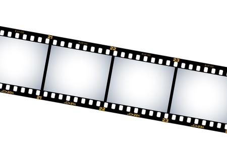 film frame: film pictures Illustration