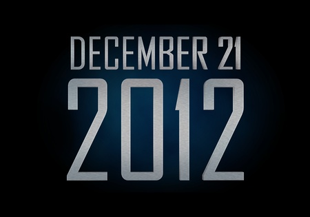 December 21, 2012 photo