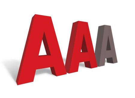 aaa: Losing Triple A