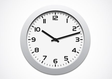 delay: Modern clock